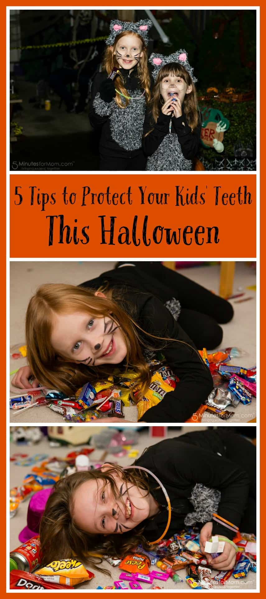 5 Tips to Protect Your Kids Teeth This Halloween