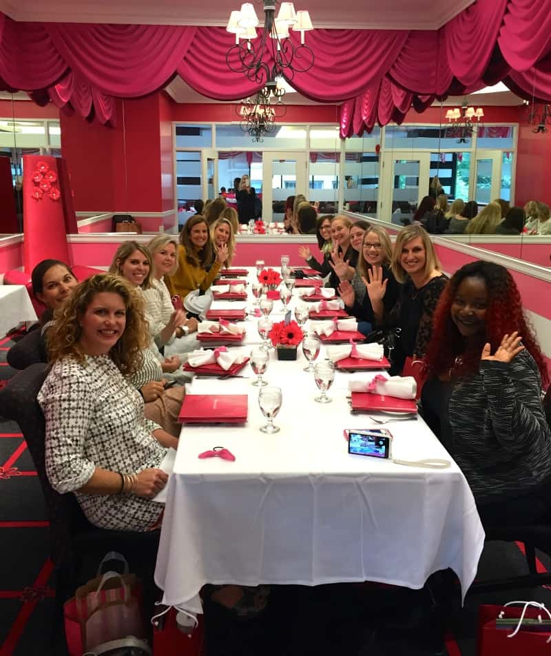 American Girl MomTrends Lunch in Chicago