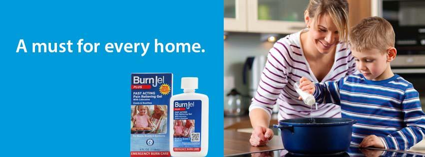 BurnJel Plus - FB Photo