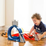 Super Stunts and Super STEM Learning with Blaze and the Monster Machines Toys