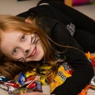 How To Make Halloween Less Scary for Your Kids' Teeth #MouthMonsters