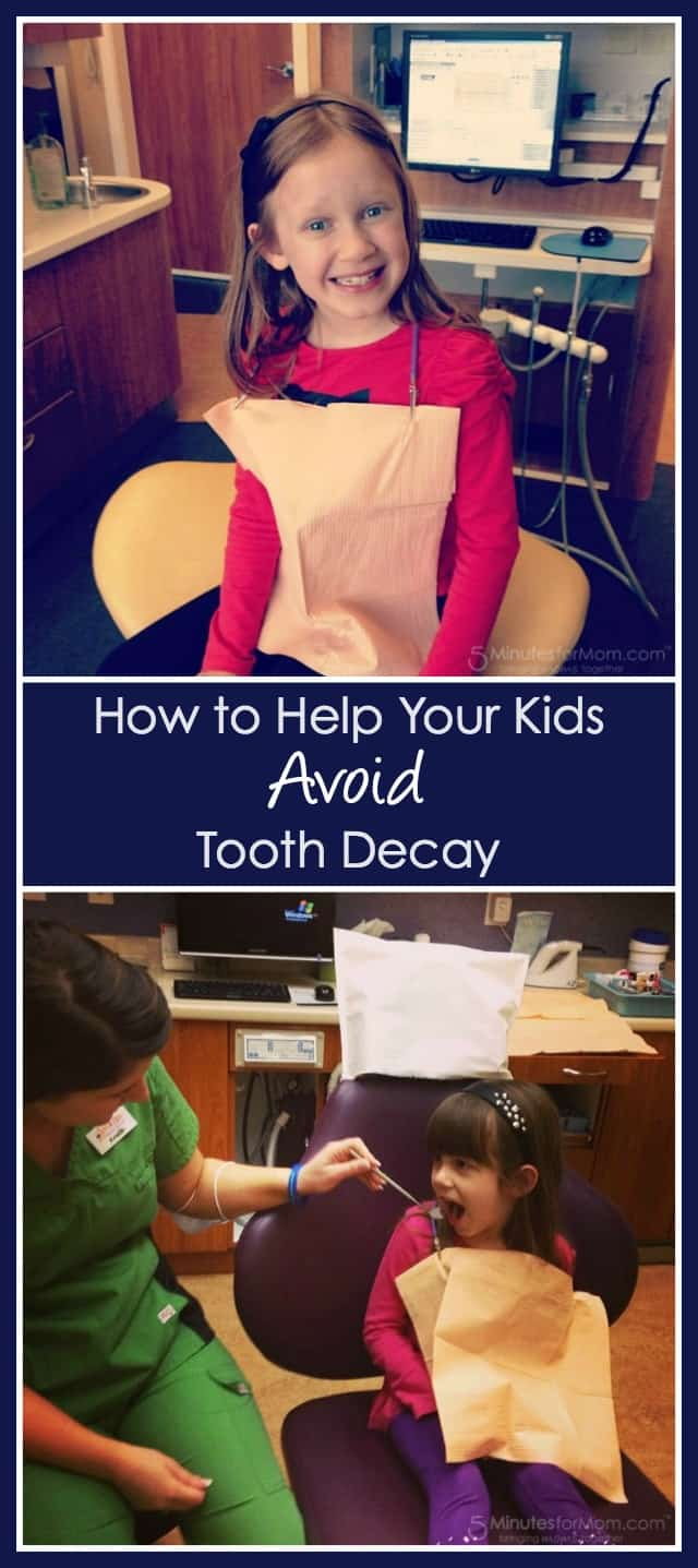 How to Help Your Kids Avoid Tooth Decay