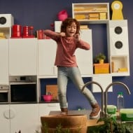 How to Make the Kitchen More FUN for Kids #CookingWithParents