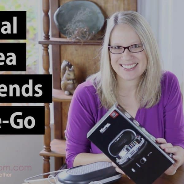 A Practical Gift Idea for College Students and Friends On-the-Go #LSSS