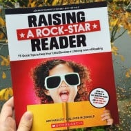Want To Raise a Rock-Star Reader? Follow These Tips #RaiseAReader
