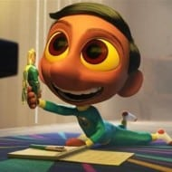 New Pixar Short Sanjay's Superteam Playing Before The Good Dinosaur – #SanjaysSuperTeam #GoodDino