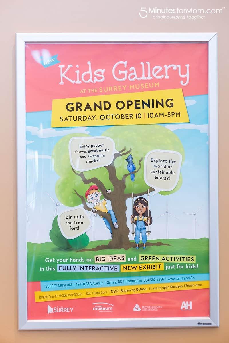 Surrey Museum Childrens Gallery
