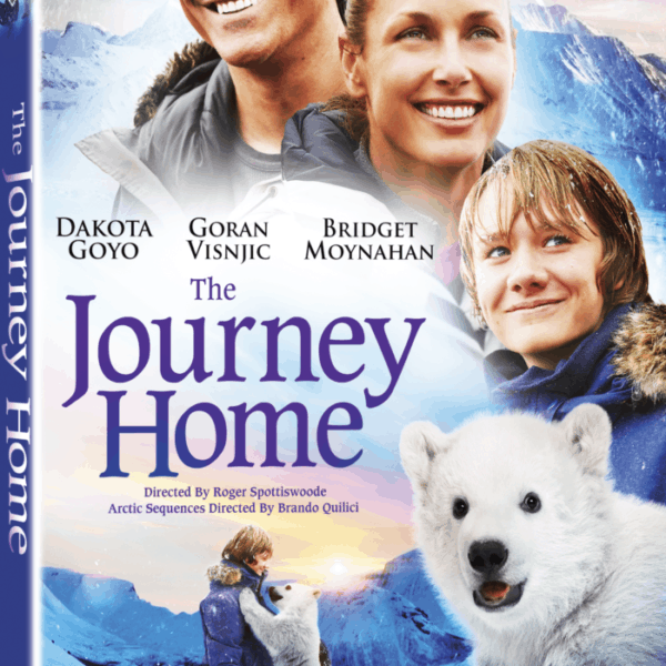 Family Movie Night with The Journey Home on DVD {#Giveaway + $50 Visa Card}