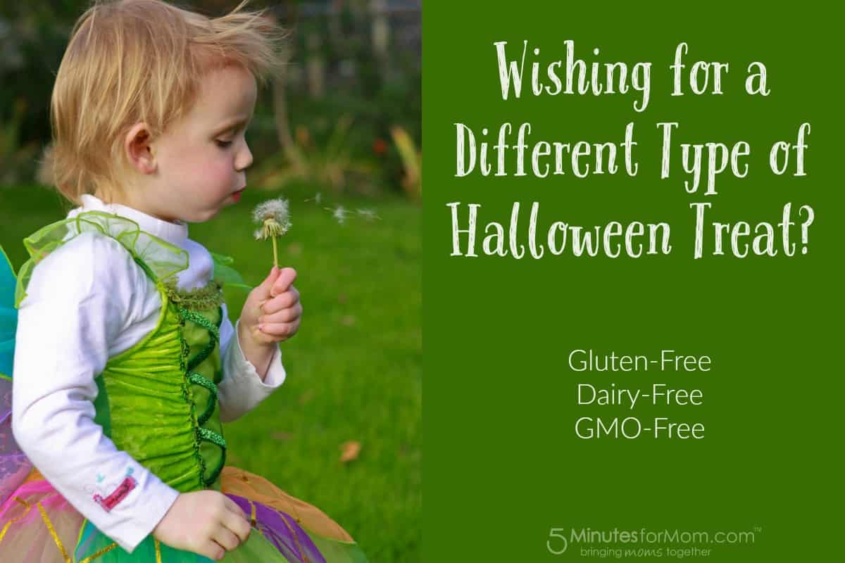 Wishing for a different type of Halloween Treat - Gluten Free