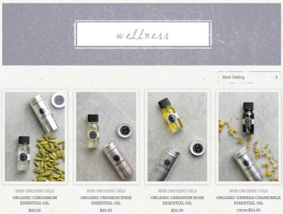 Petal and Post Wellness Products