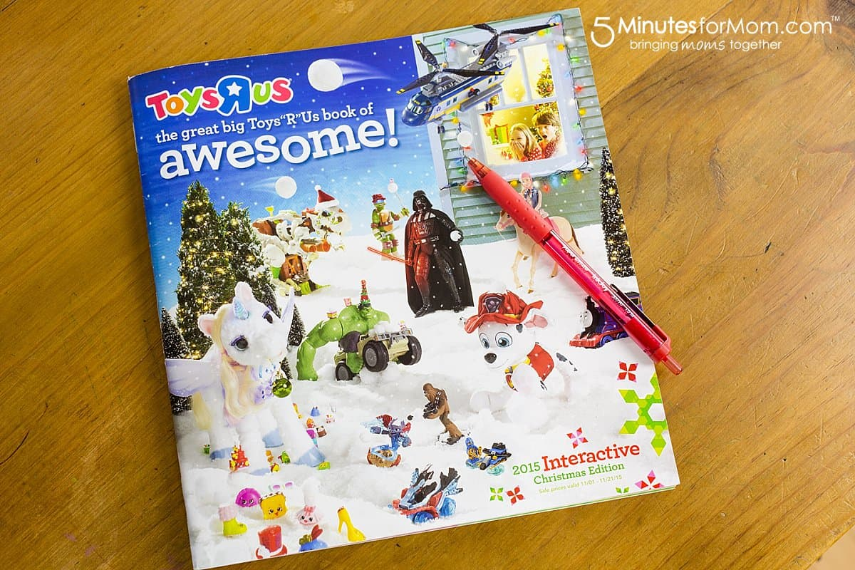 The Fun of Christmas Wish Lists #AwesomeMoment - 5 Minutes
