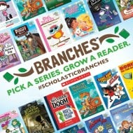Scholastic Branches: New Series for Growing Readers
