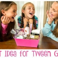 Fun Gift Idea for Tween Girls – DIY Spa Kits