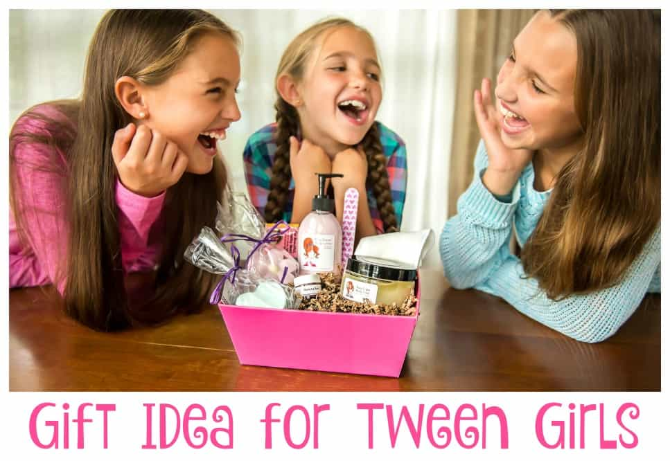 Fun gift idea for tween girls