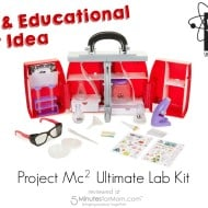 Project Mc2 Ultimate Lab Kit – Perfect Gift for Tween Girls