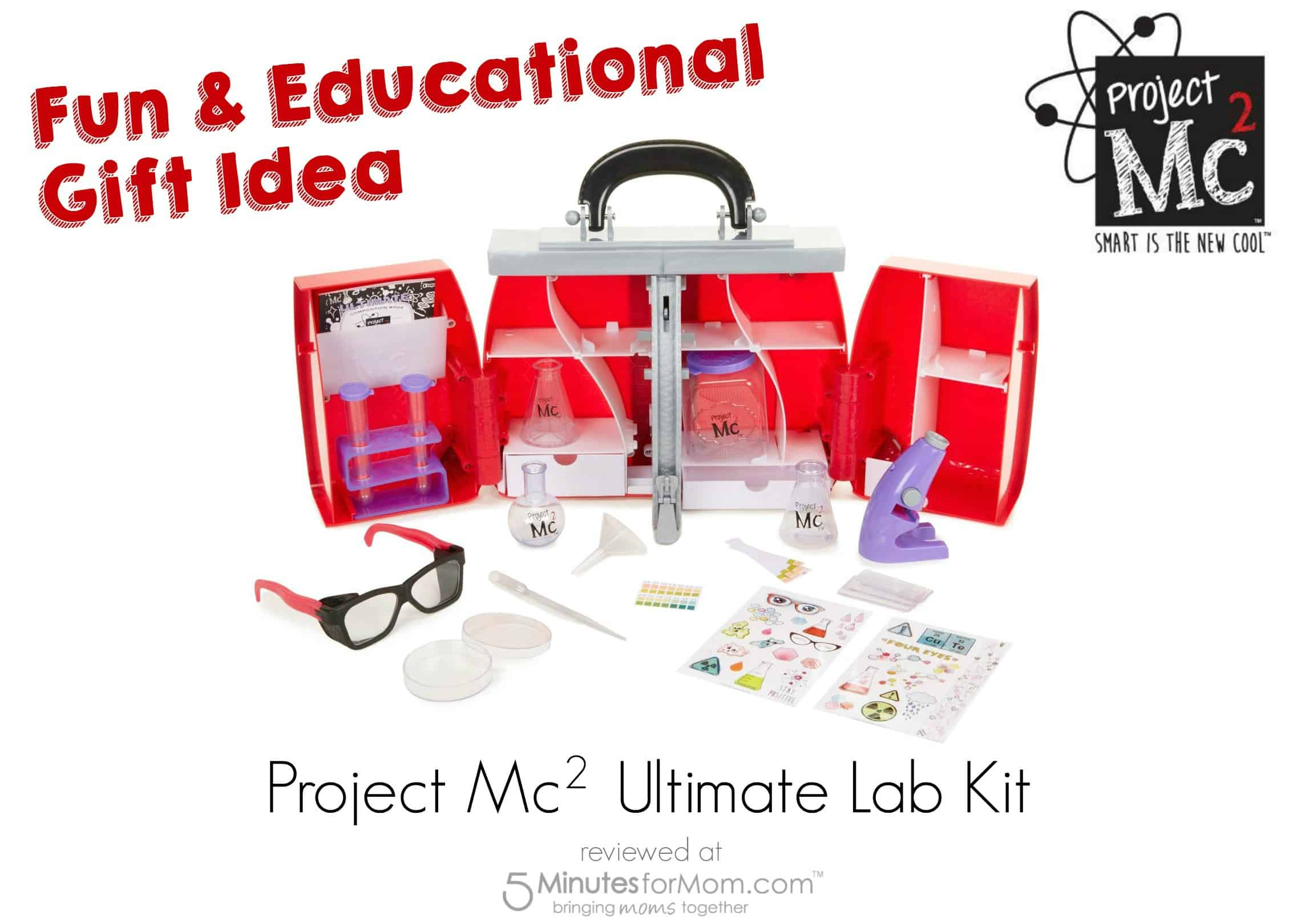 Gift Idea Project Mc2 Ultimate Lab Kit