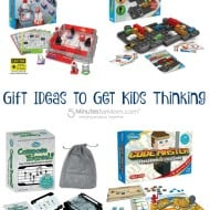 Smart Gift Ideas to Get Kids Thinking and Playing