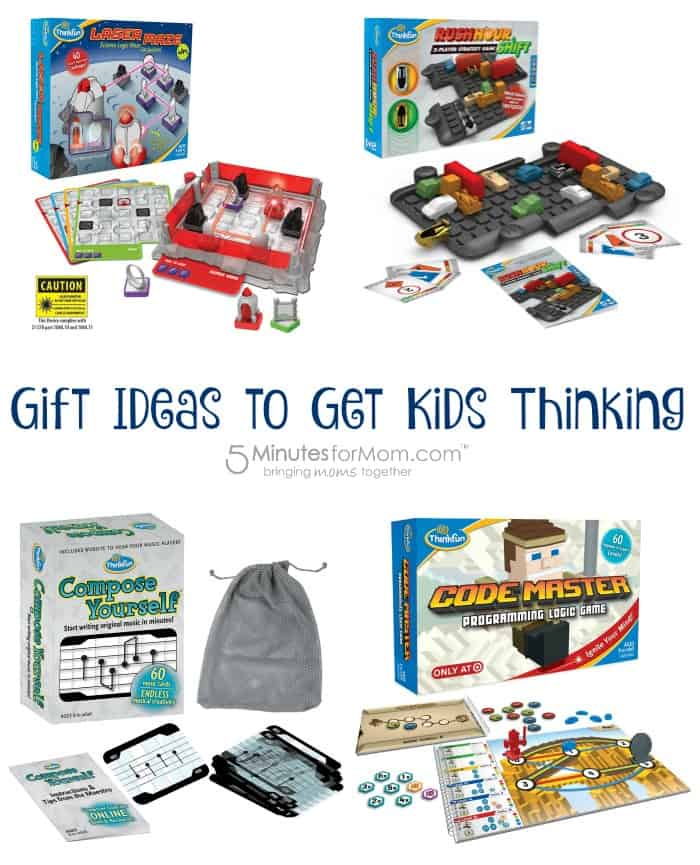Gift Ideas to Get Kids Thinking
