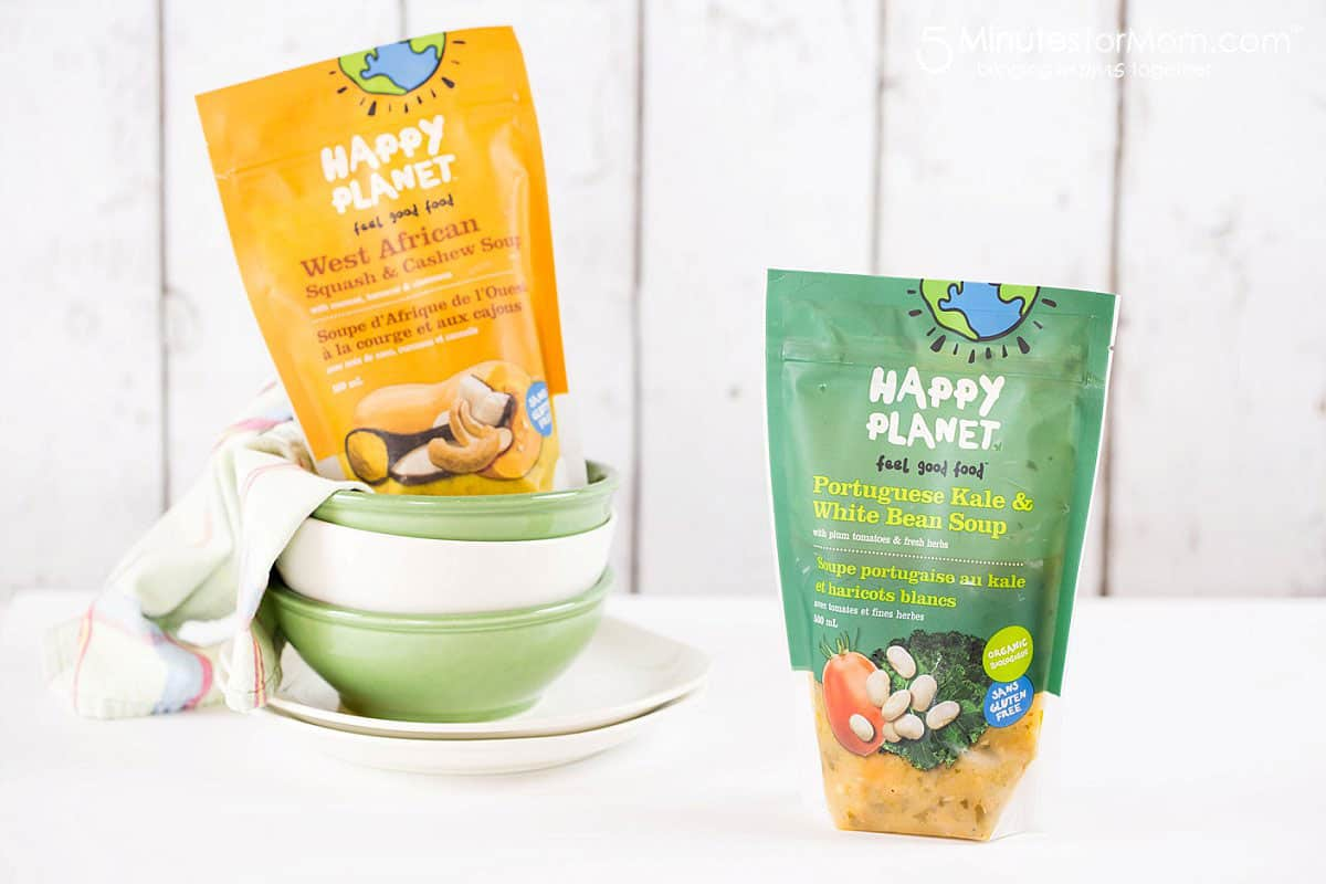 Happy Planet Fresh Soups