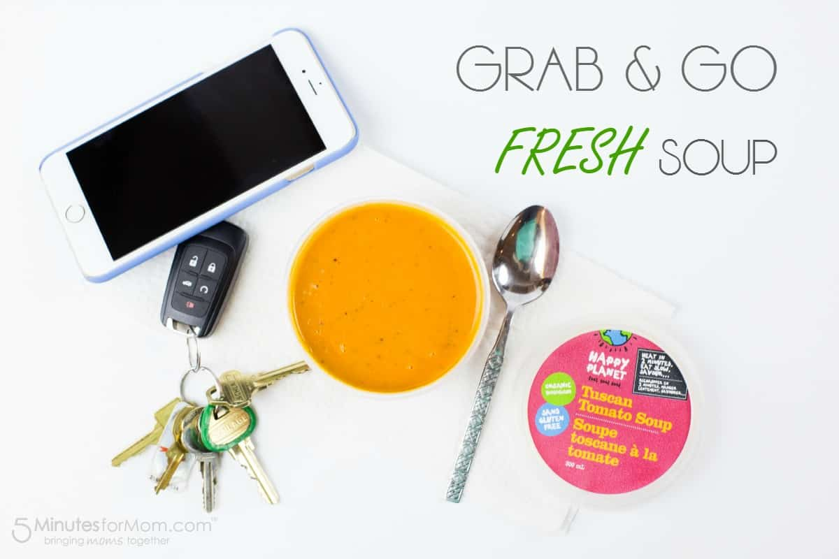 Happy Planet Grab and Go Soup