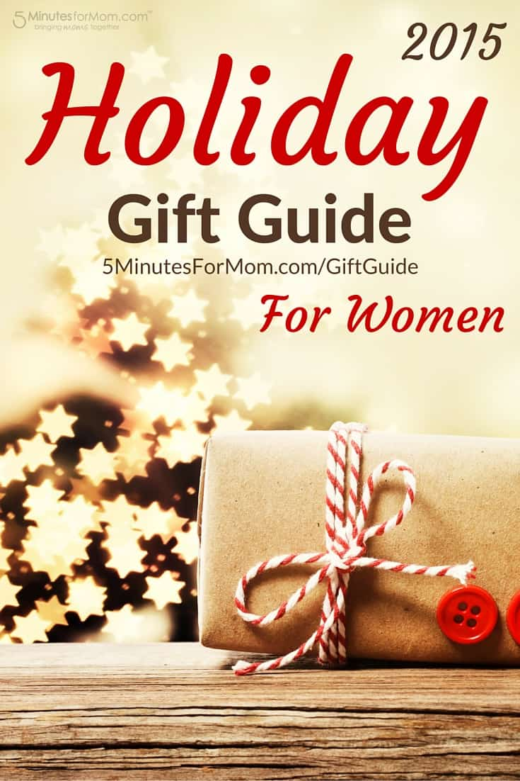 Holiday Gift Guide for Women 2015