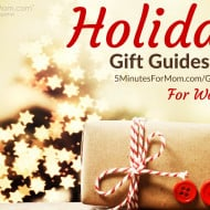 Holiday Gift Guide – for Women