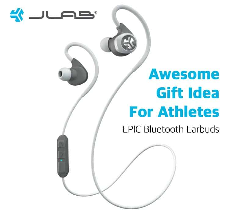 JLAB EPIC Bluetooth Earbuds