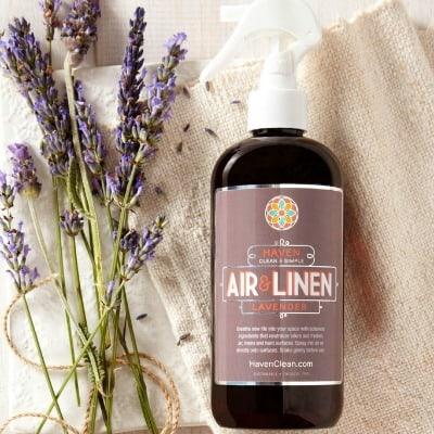 Lavender Air Linen