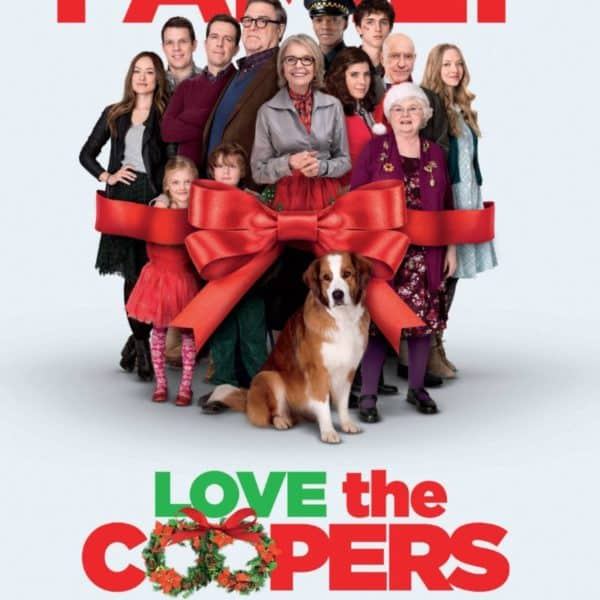 Celebrating Holidays with Four Generations – Love the Coopers #Giveaway