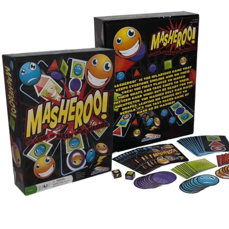Masheroo Game