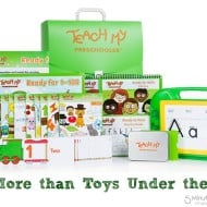 Put More than Toys Under the Tree with @TeachMy Learning Kits