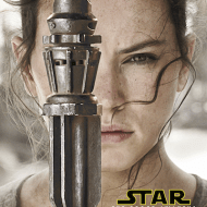 Star Wars Trailer and Movie Character Posters #StarWars #TheForceAwakens