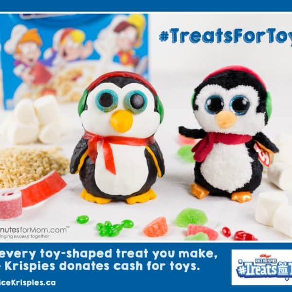 Make a Rice Krispies Treat and a Child Gets a Toy #TreatsforToys