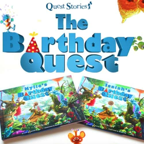 The Birthday Quest