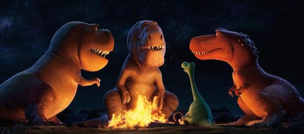 The Good Dinosaur - Campfire