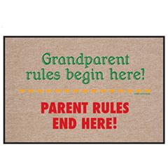 grandparents rug