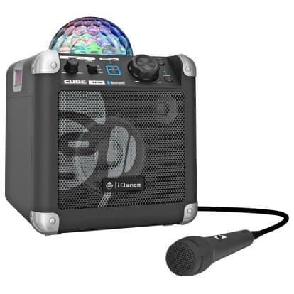 iDance Party Cube BC-10 BK Karaoke System