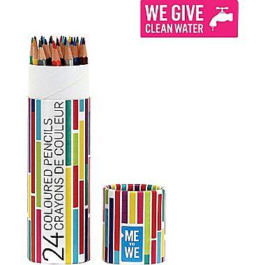 me to we pencils