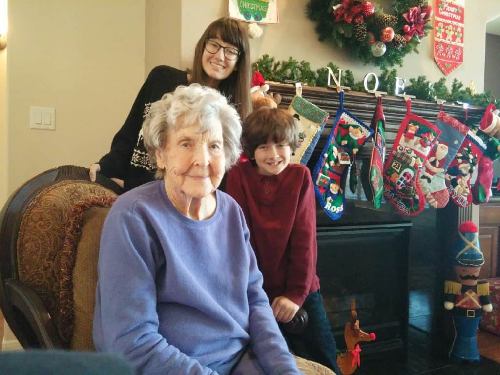 mimi Christmas 2014