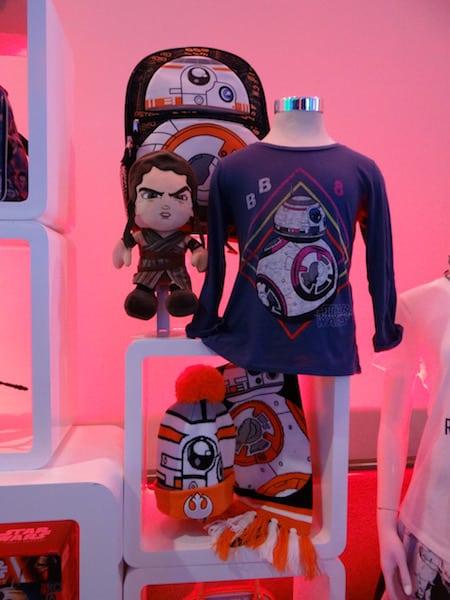 BB-8 Merchandise - Star Wars Press Event - #StarWarsEvent