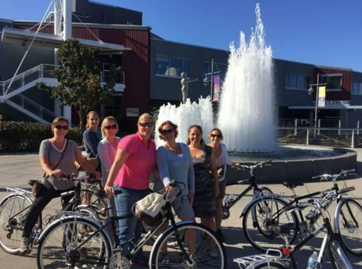 Bike Tour LivingSocial