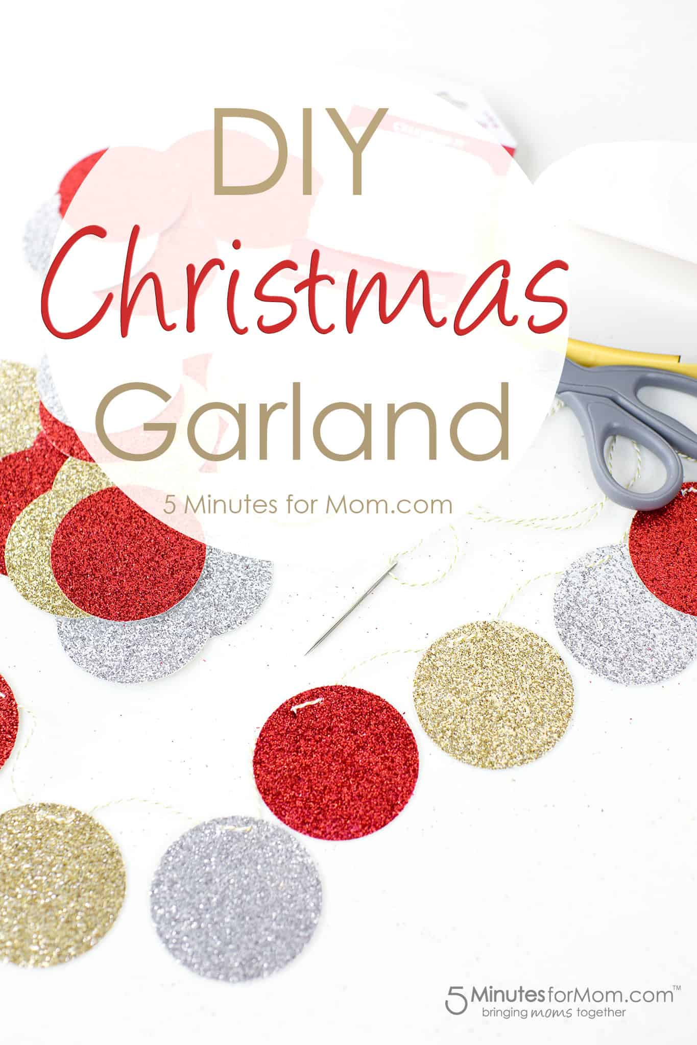 DIY-Easy-Christmas-Garland-Tutorial