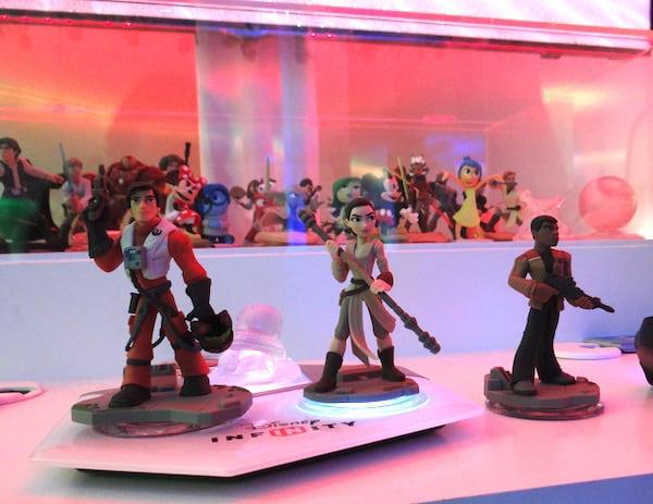 Disney Infinity - The Force Awakens Playset - #StarWarsEventDisney Infinity - The Force Awakens Playset - #StarWarsEvent