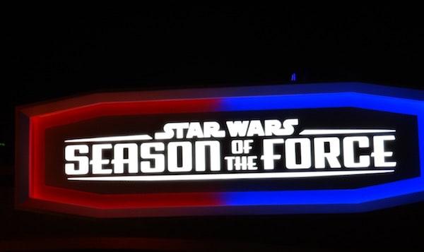 Disneyland - Star Wars Season of the Force - #StarWarsEvent