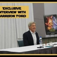 Exclusive Interview with Harrison Ford – #StarWarsEvent #TheForceAwakens