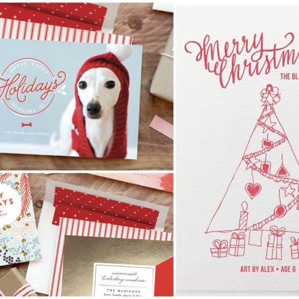 Our Favorite Holiday Cards and Gifts from @Minted – Plus $150 #Giveaway