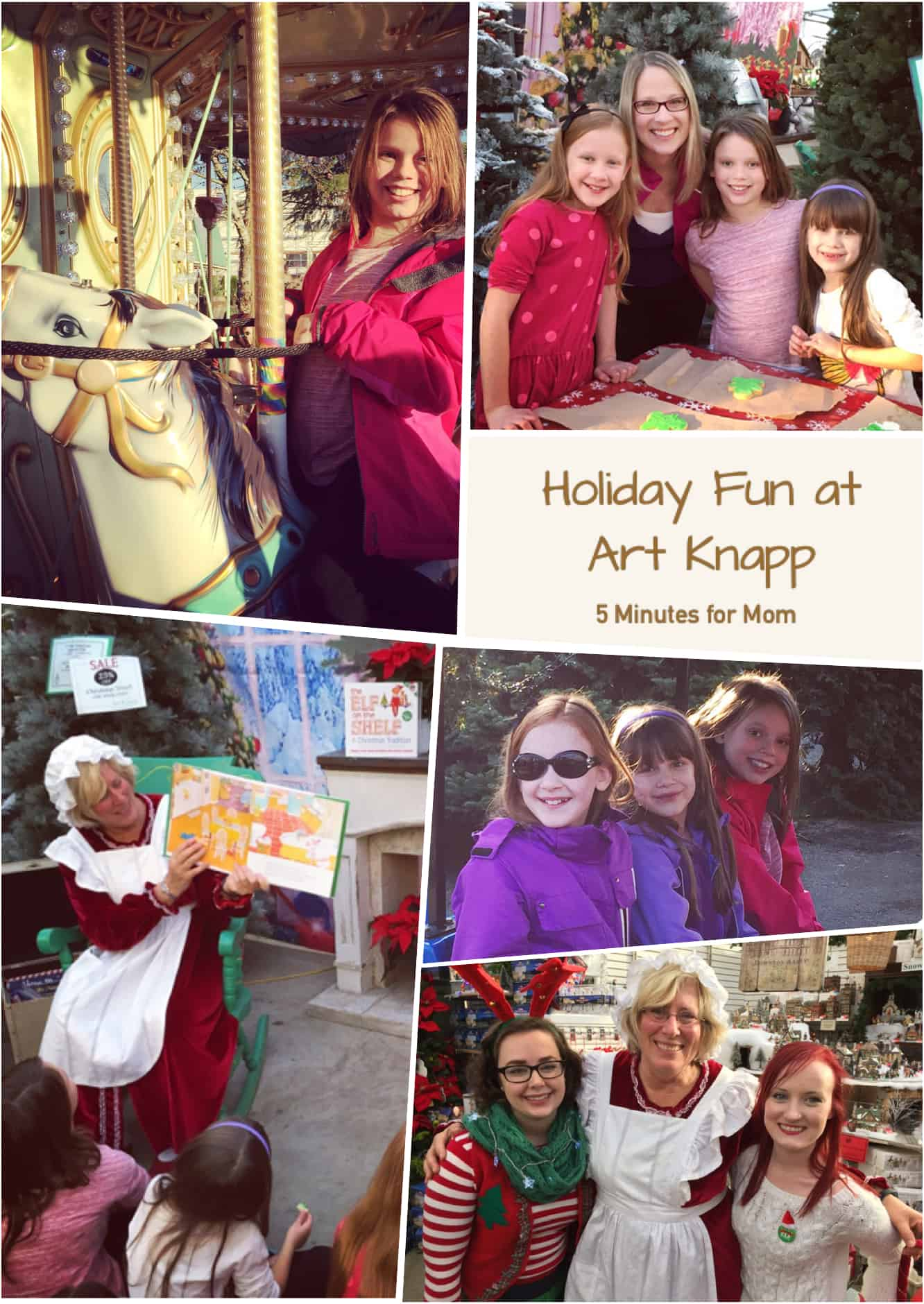 Holiday Fun at Art Knapp