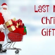 Last Minute Christmas Gift Ideas for Kids #ListToppers