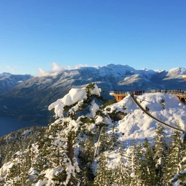 Sea To Sky Gondola – Family Fun in Squamish, British Columbia #exploreBC