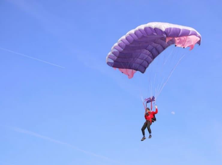 Skydiving LivingSocial